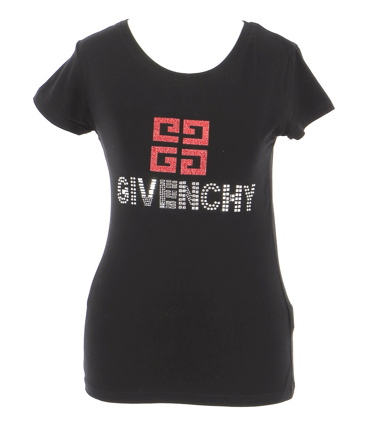 Vetements Tee-Shirt GIVENCHY NOIR