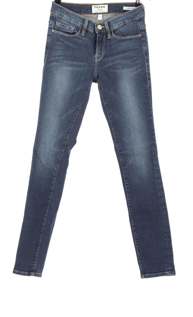 Vetements Jeans FRAME BLEU