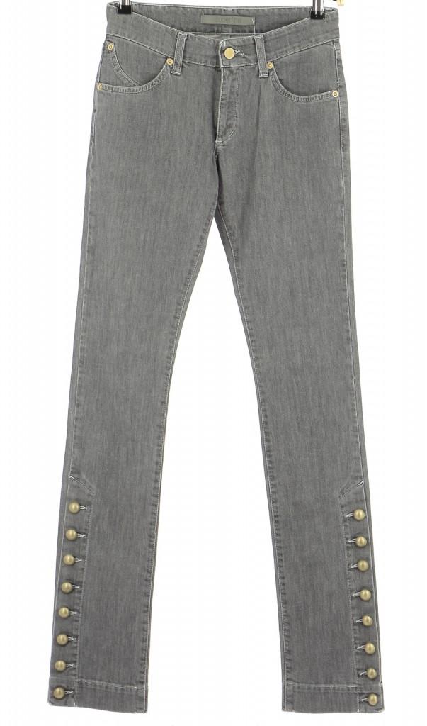 Vetements Jeans SUPERFINE GRIS