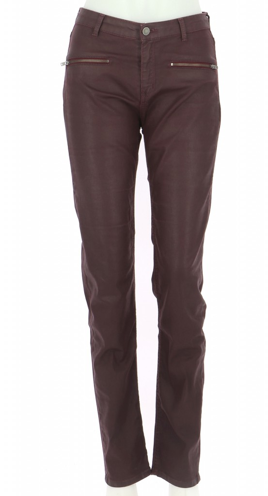 Vetements Pantalon 123 BORDEAUX