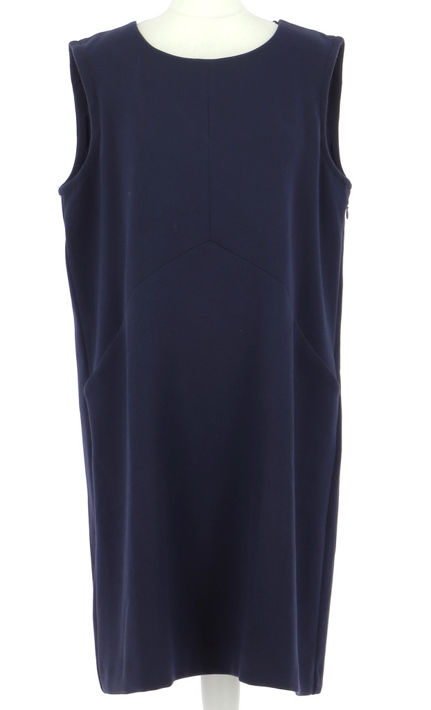 Vetements Robe 123 BLEU MARINE