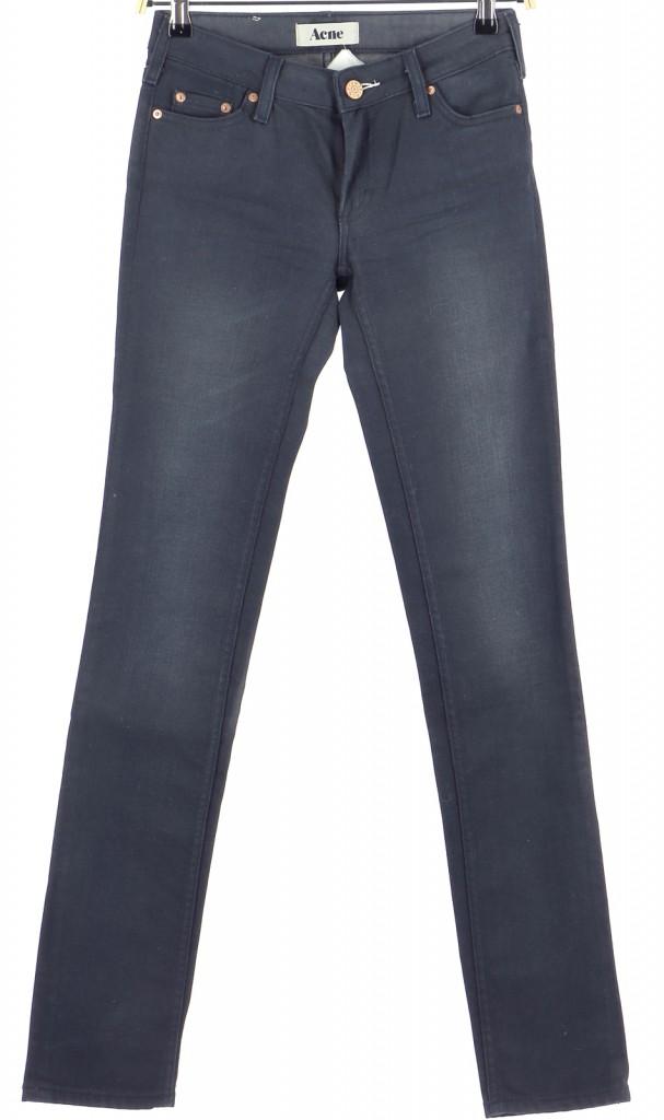 Vetements Jeans ACNE BLEU