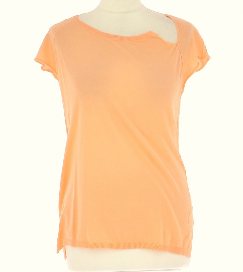 Vetements Tee-Shirt ZADIG & VOLTAIRE ORANGE