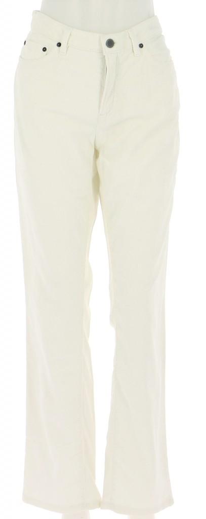 Vetements Pantalon GANT BLANC