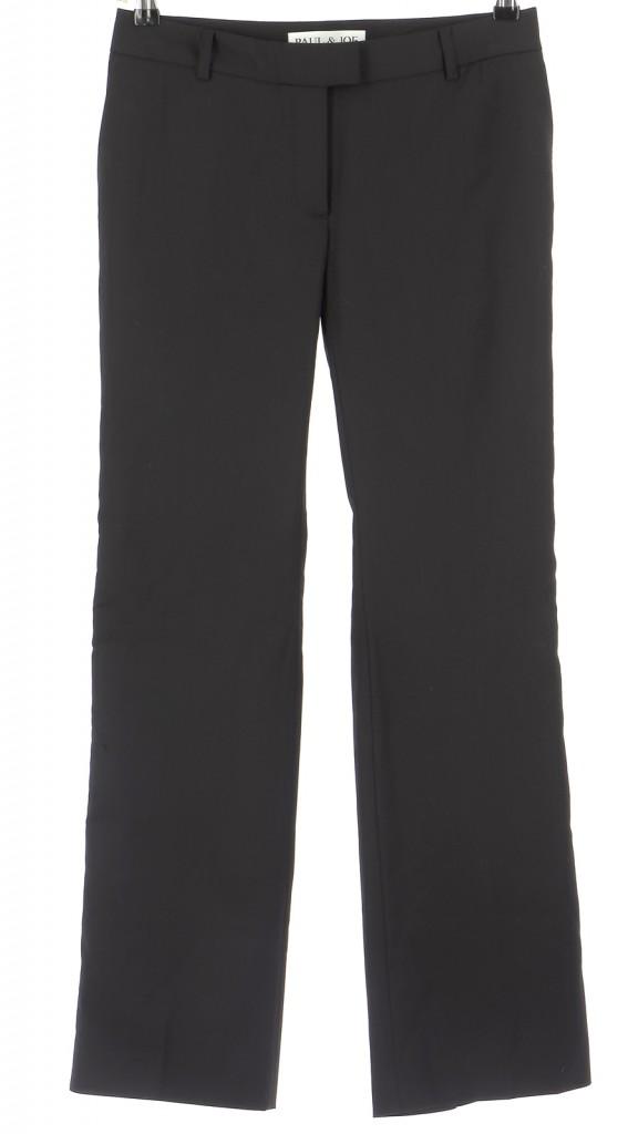 Vetements Pantalon PAUL & JOE NOIR