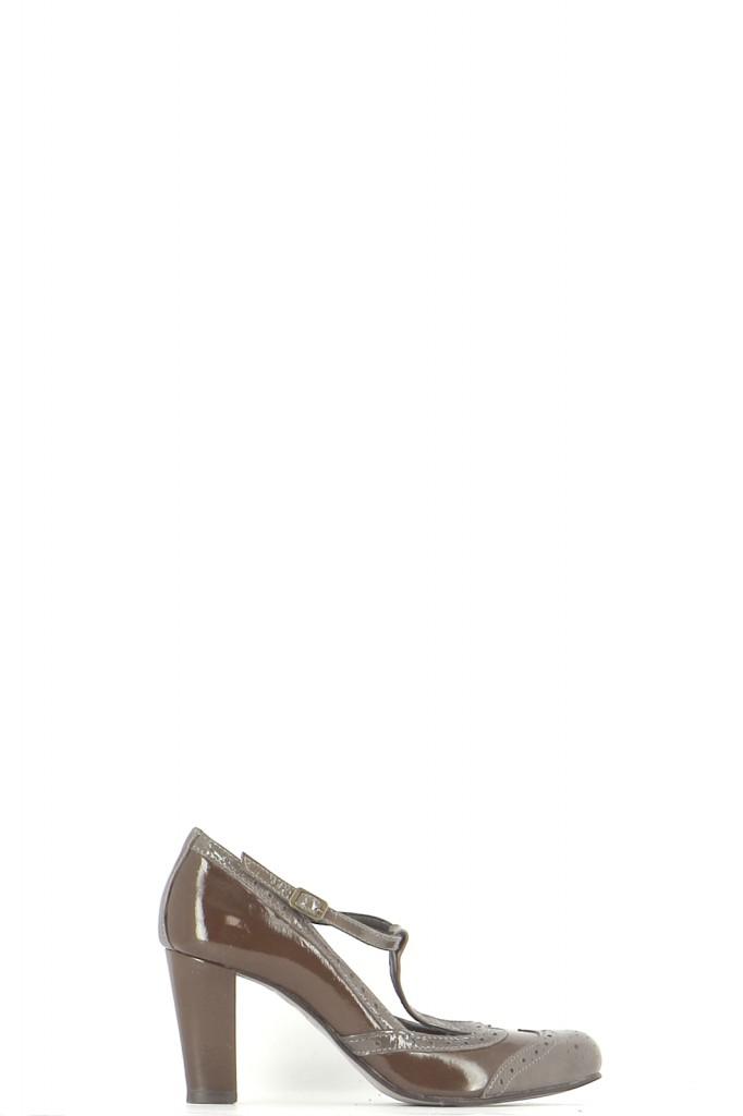 Chaussures Escarpins SAN MARINA CHOCOLAT