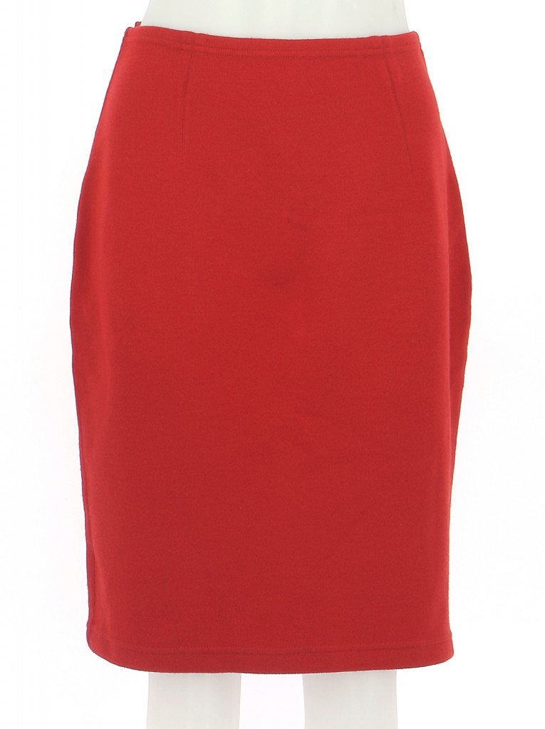 Vetements Jupe CHACOK ROUGE