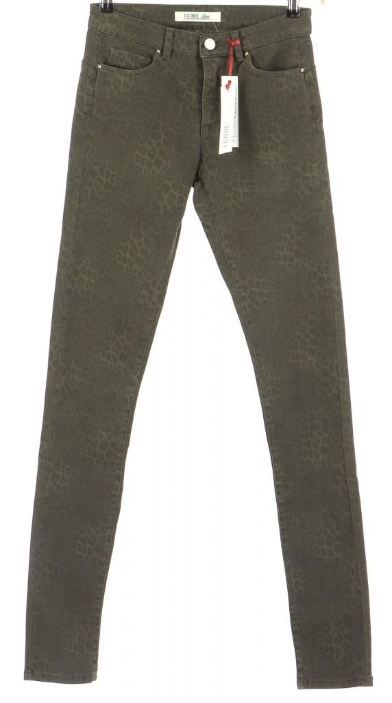 Vetements Pantalon ICODE KAKI