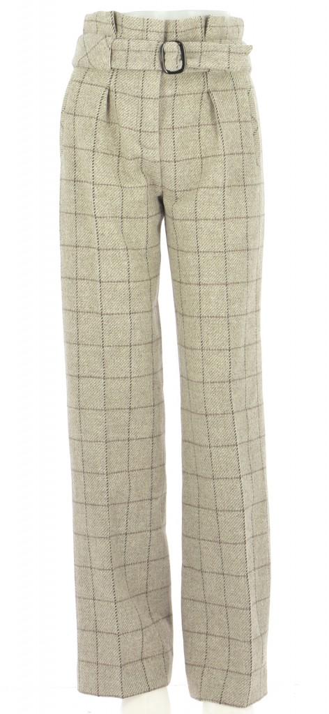 Vetements Pantalon SEZANE BEIGE