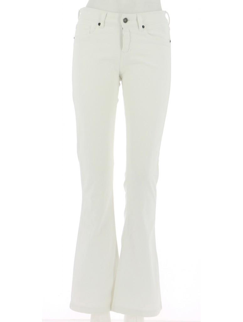 Vetements Jeans BERENICE BLANC