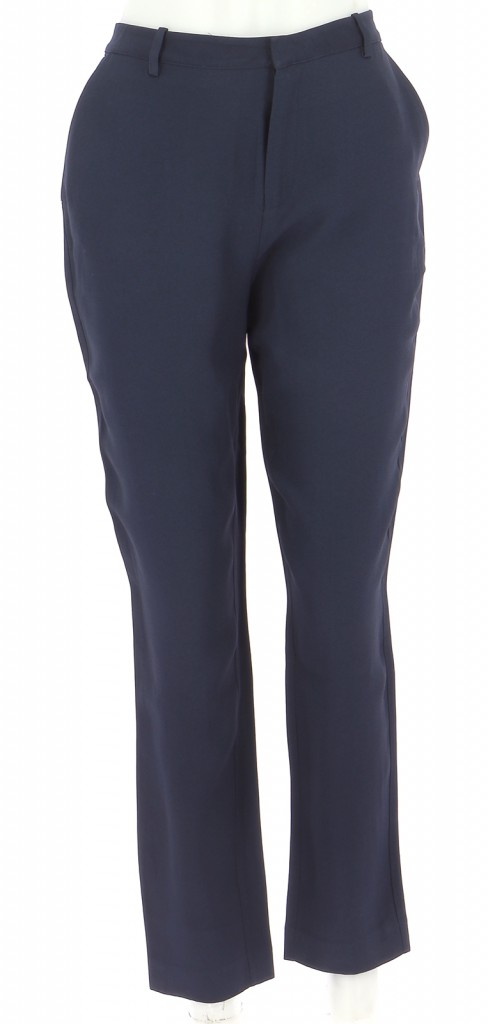Vetements Pantalon BERENICE BLEU MARINE