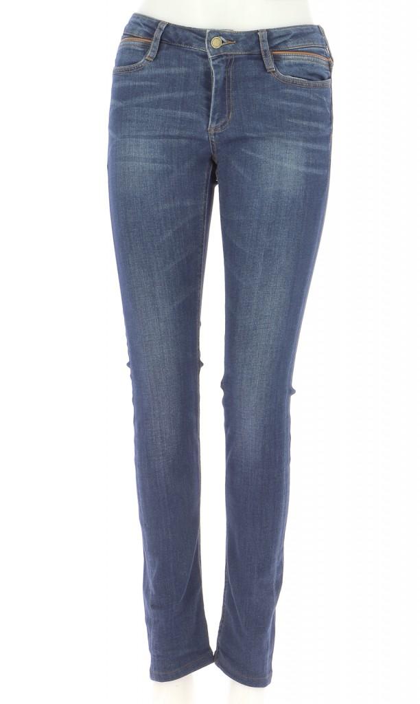 Vetements Jeans COMPTOIR DES COTONNIERS BLEU