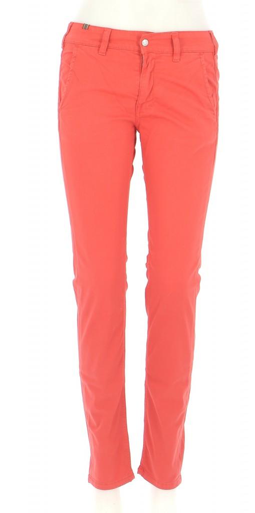 Vetements Pantalon NOTIFY ROUGE
