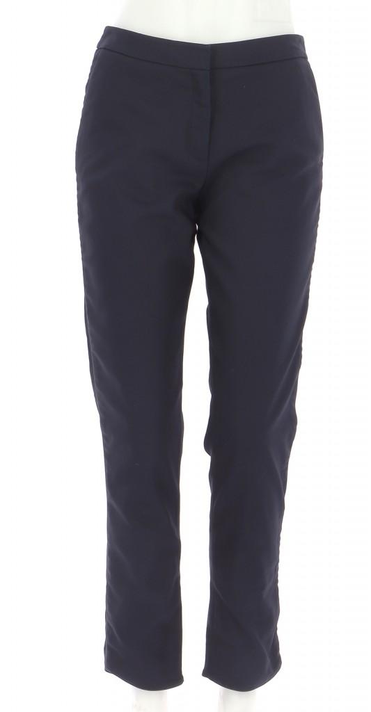 Vetements Pantalon ZAPA BLEU MARINE