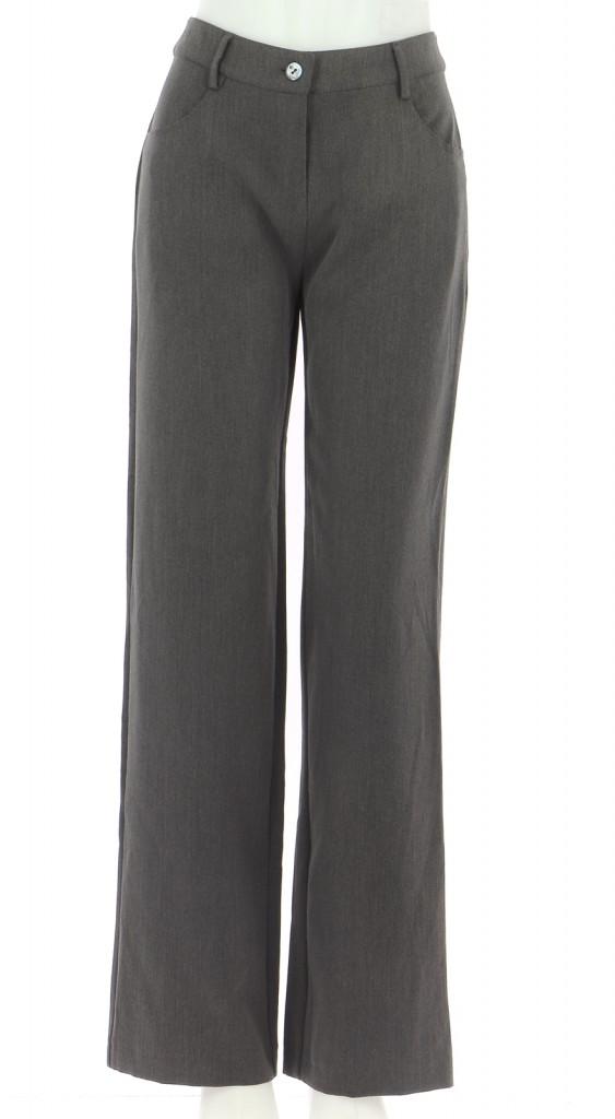 Vetements Pantalon LA FEE MARABOUTEE GRIS