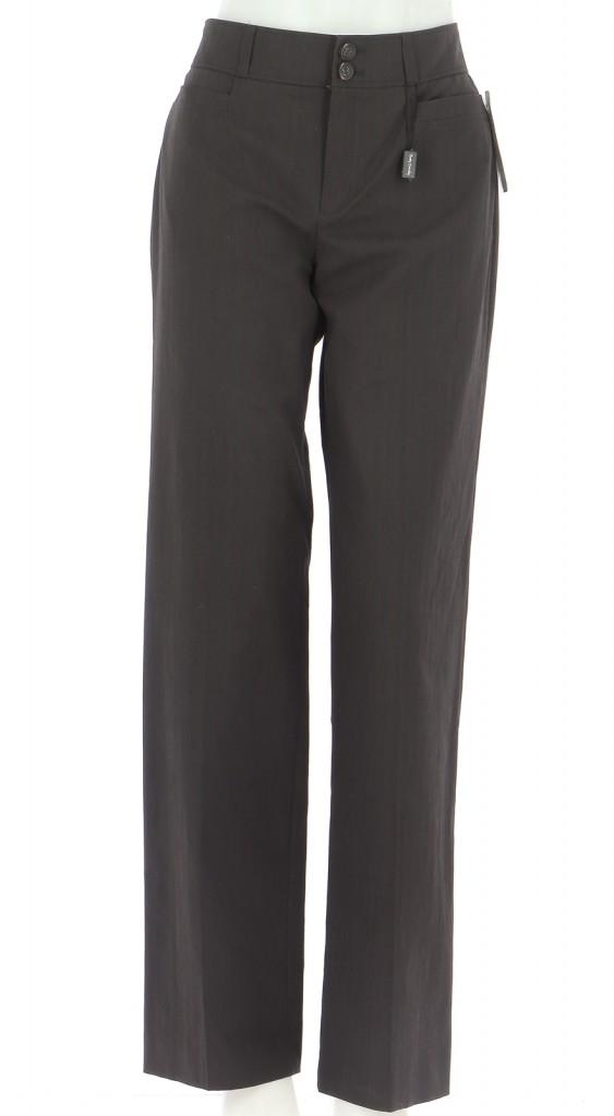 Vetements Pantalon BETTY BARCLAY CHOCOLAT