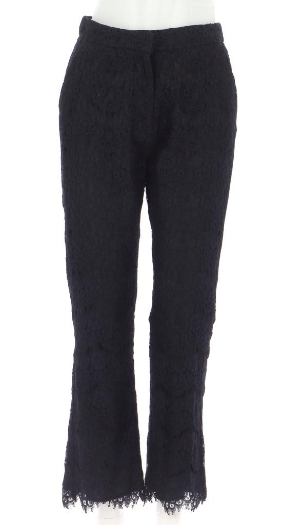 Vetements Pantalon CLAUDIE PIERLOT BLEU MARINE