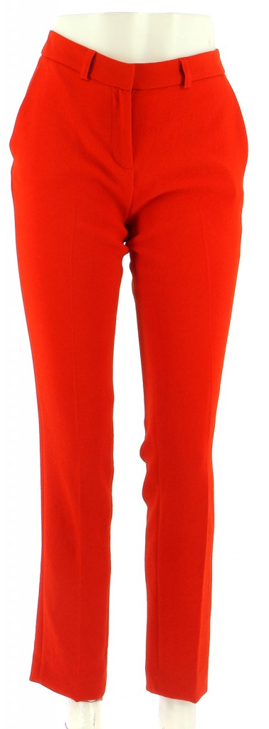 Vetements Pantalon BA&SH ROUGE