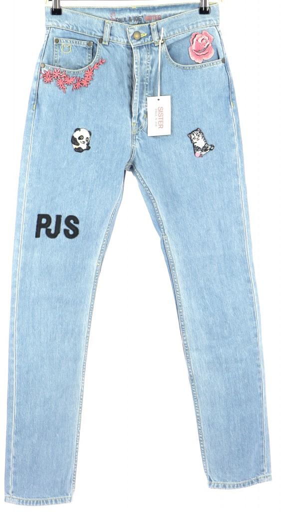 Vetements Jeans PAUL & JOE SISTER BLEU CLAIR