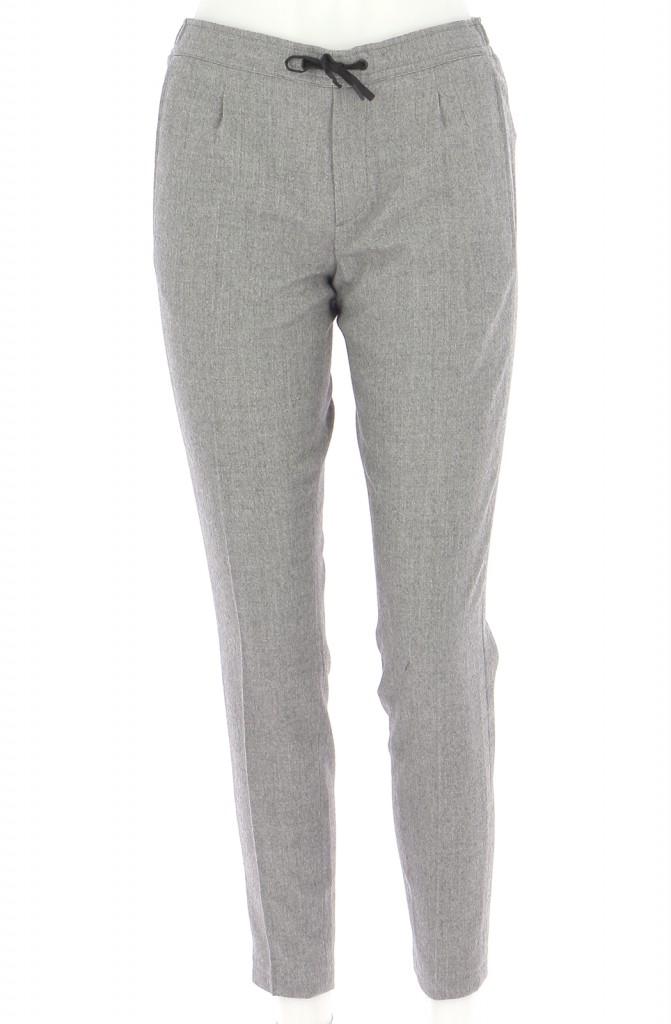Vetements Pantalon SANDRO GRIS