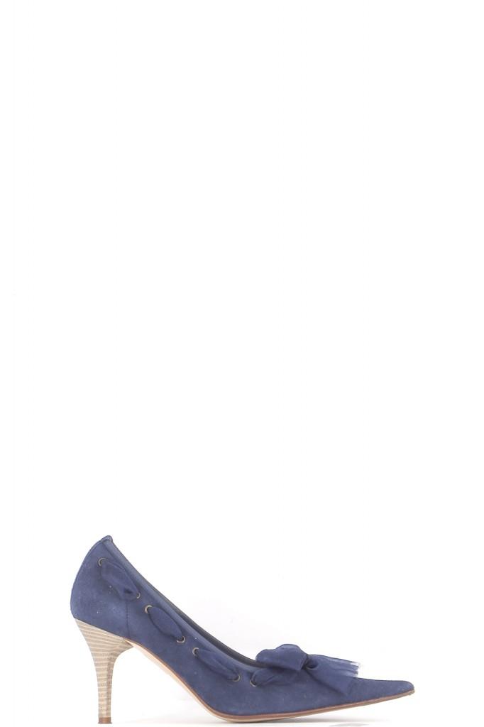 Chaussures Escarpins ELIZABETH STUART BLEU MARINE