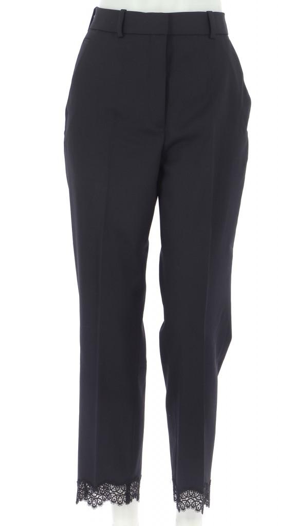 Vetements Pantalon THE KOOPLES BLEU MARINE