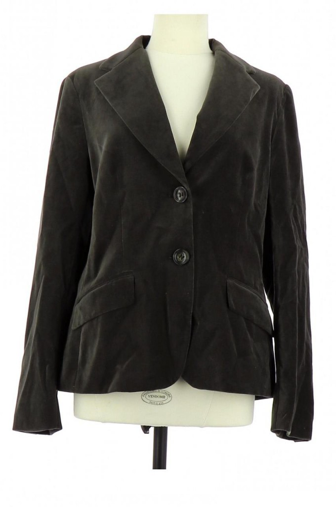 Vetements Veste / Blazer MAX MARA WEEKEND CHOCOLAT