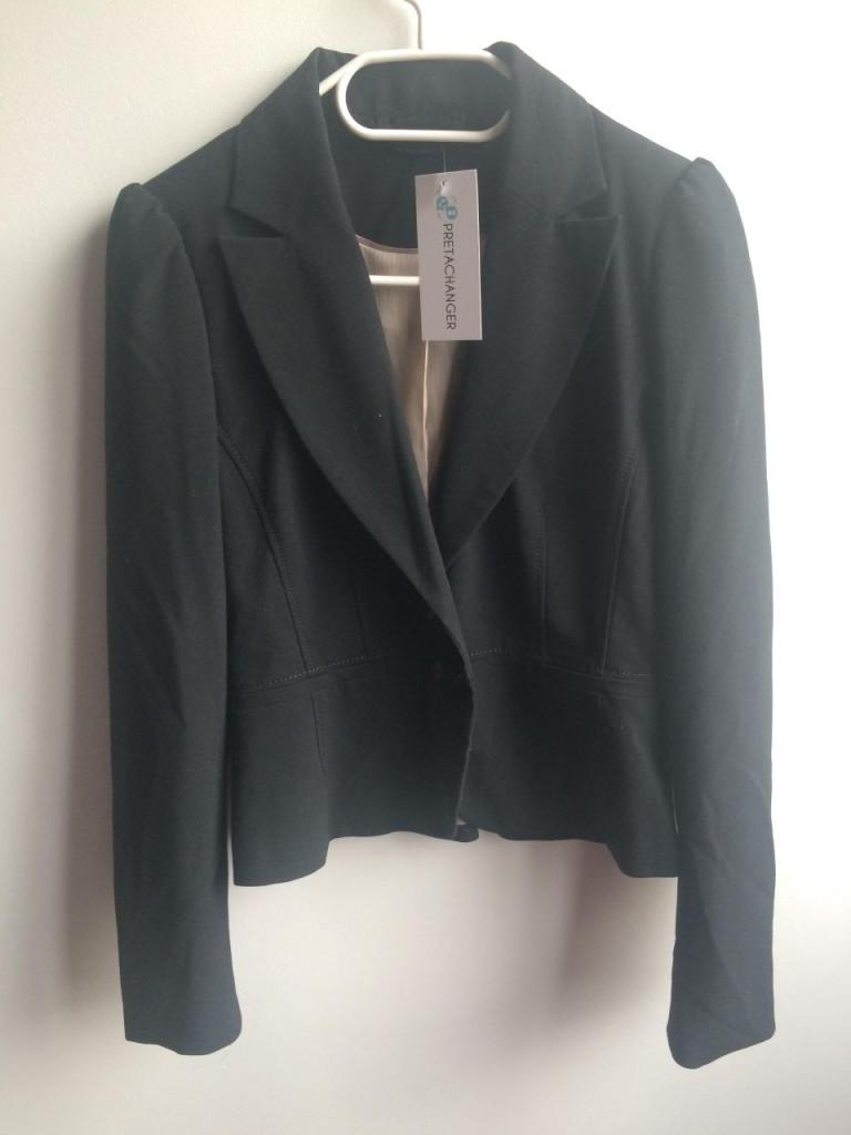 veste blazer new look femme fr 36 pas cher en achat vente. Black Bedroom Furniture Sets. Home Design Ideas