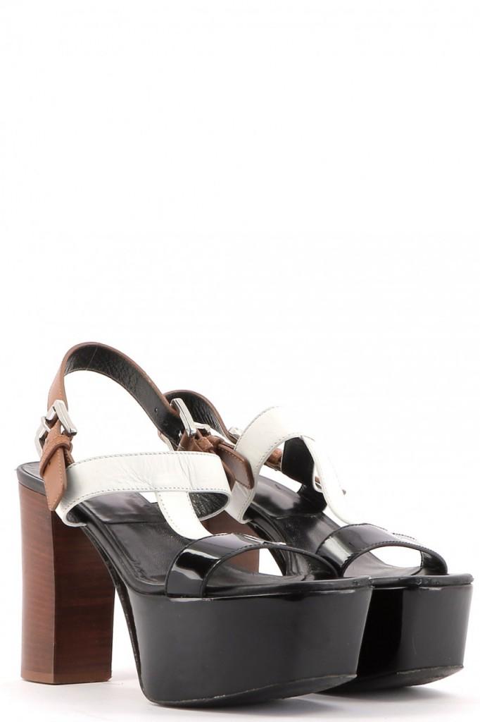 Chaussures Sandales MICHAEL KORS MULTICOLORE