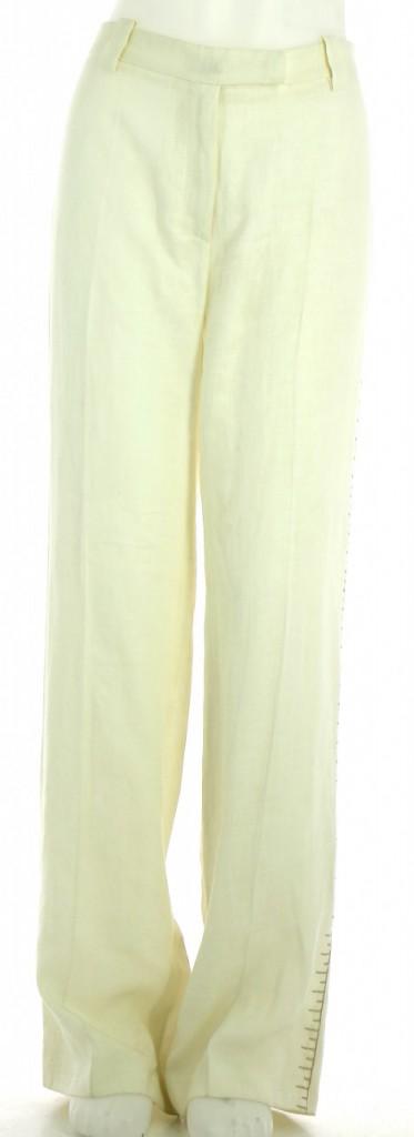 Vetements Pantalon MONTANA BLU BLANC