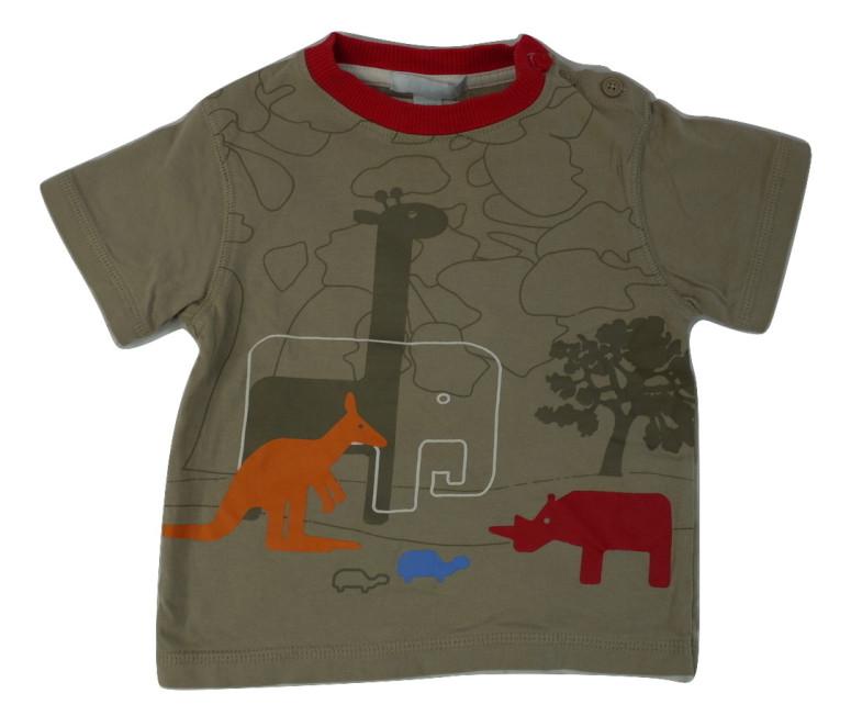 Vetements Top / T-Shirt OBAIBI BEIGE