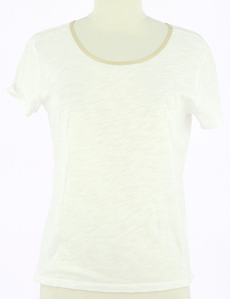 Vetements Tee-Shirt ARMAND VENTILO BLANC