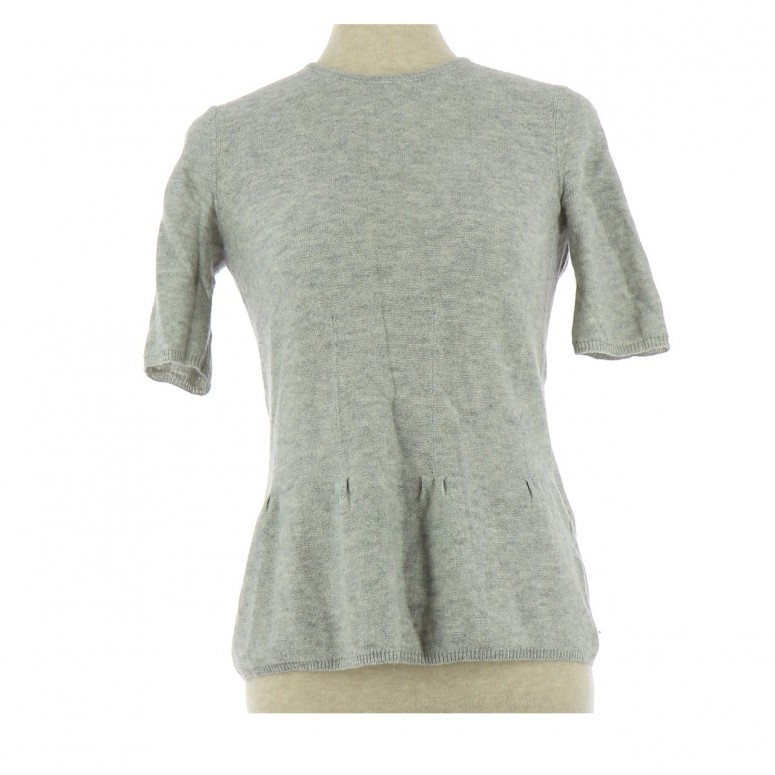 Vetements Tee-Shirt PABLO DE GERARD DAREL GRIS