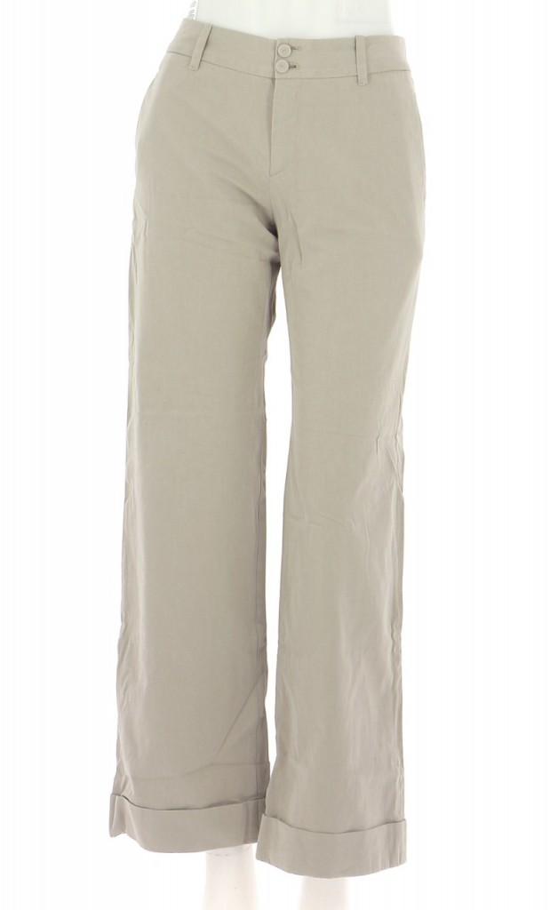 Vetements Pantalon COMPTOIR DES COTONNIERS BEIGE