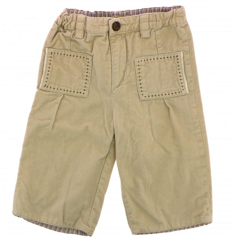Vetements Pantalon DPAM (DU PAREIL AU MEME) BEIGE