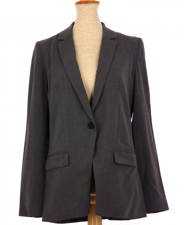 Vetements Veste / Blazer MANGO GRIS
