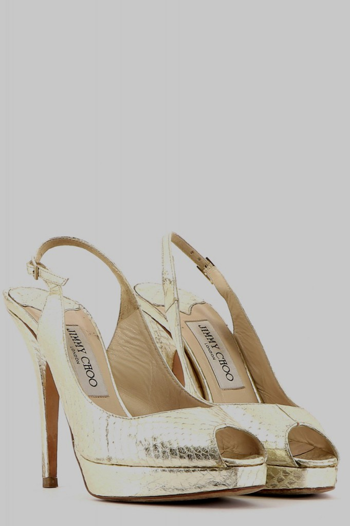 Chaussures Sandales JIMMY CHOO OR