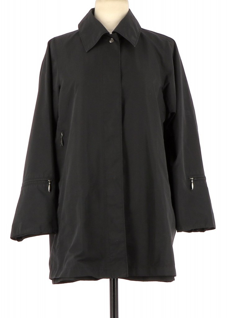Vetements Parka MAX MARA NOIR