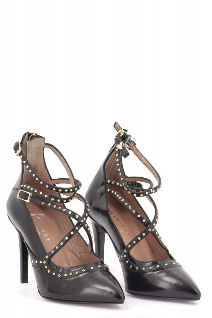 Chaussures Escarpins TWINSET NOIR