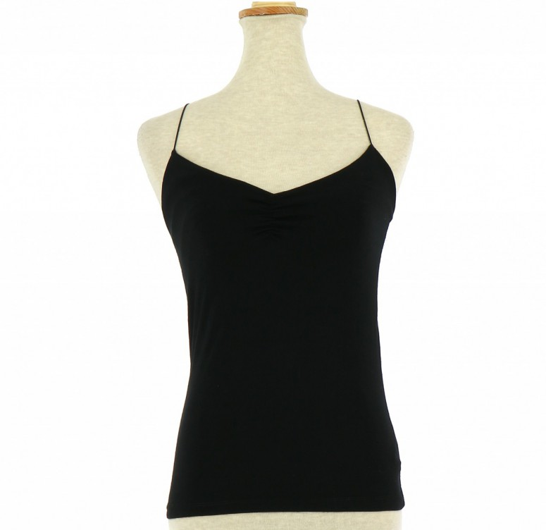 Vetements Top ZARA NOIR