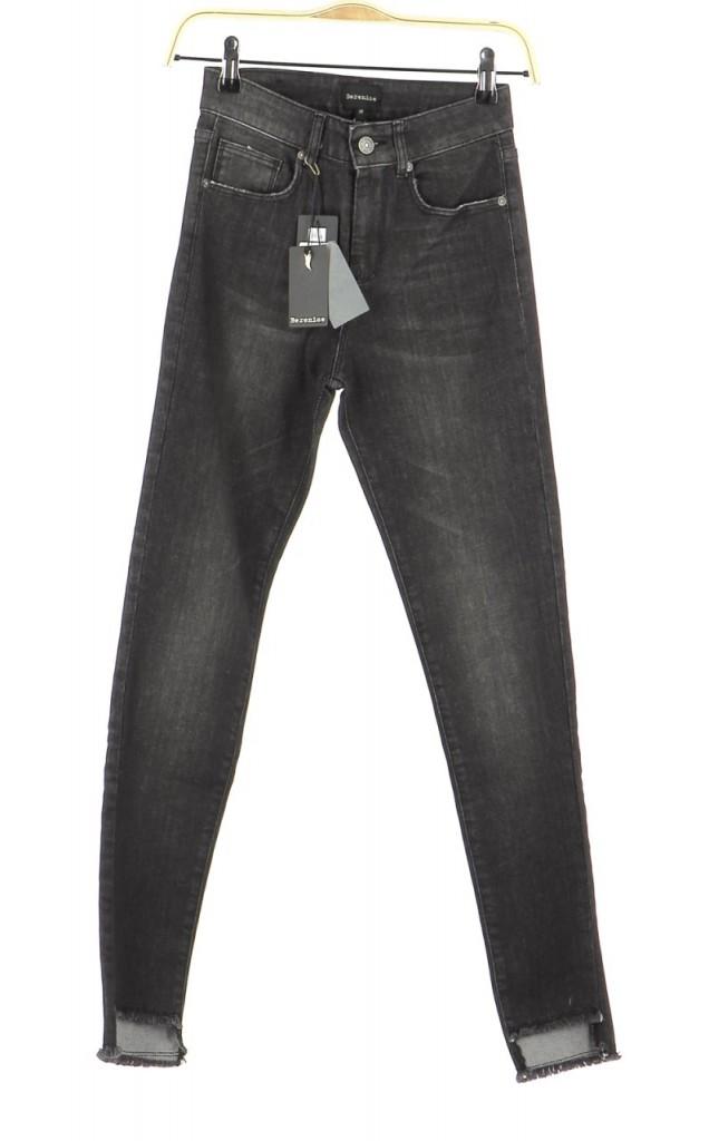 Vetements Pantalon BERENICE NOIR