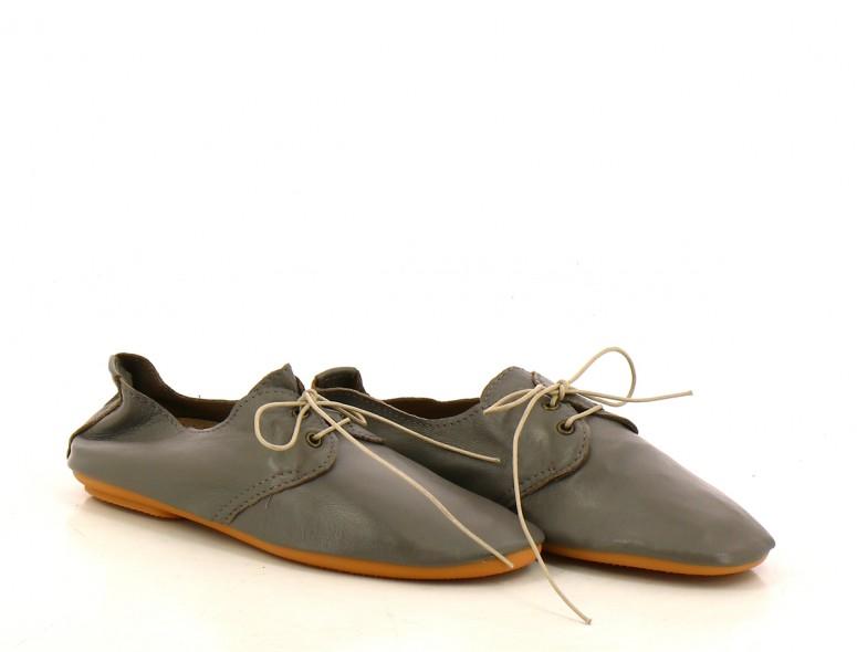 Chaussures Derbies ANNIEL GRIS