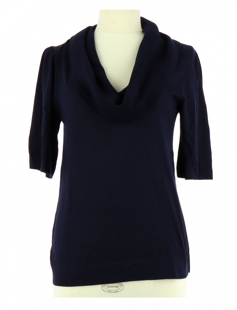 Vetements Top BCBG MAX AZRIA BLEU MARINE